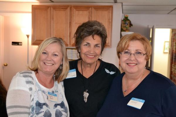 Dee Dee, Pat, & Kathy